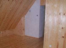 Drewniane poddasze