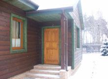 Drewniana modernizacja
